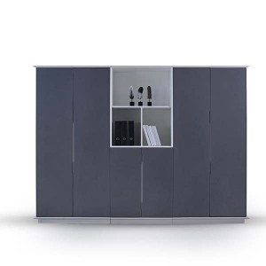 Neofront powder coated MDF File Cabinet/executive room bookcase