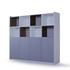 Neofront storage cabinet/ file cabinet with powder and Melamine finishing