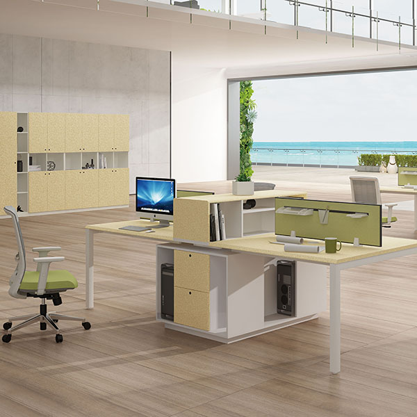 Atwork open office space /4-seat workstations/Bench/staff workstation