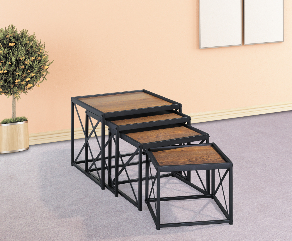 Set of 4 table set—GS-CT949
