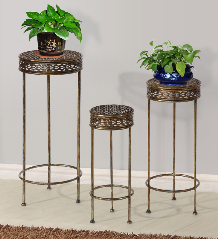 Set of 3 flower stand—GS-FT196