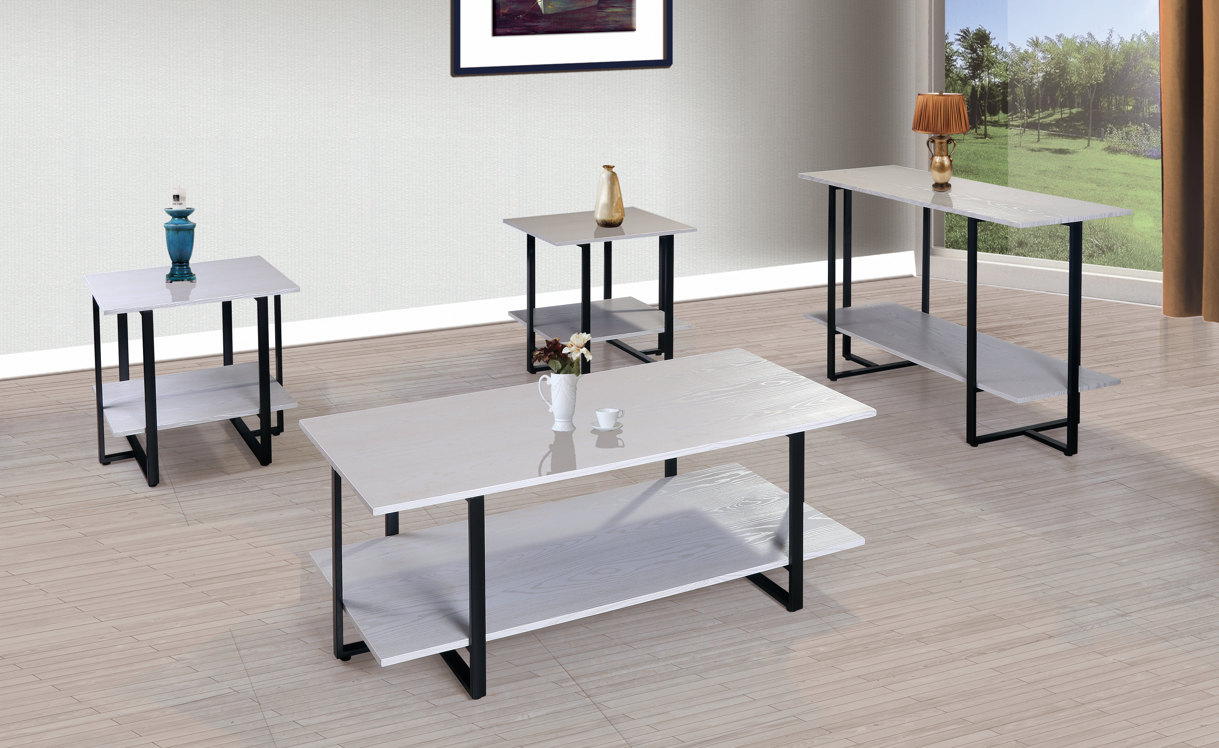 GS-CT885 COFFEE TABLE SET