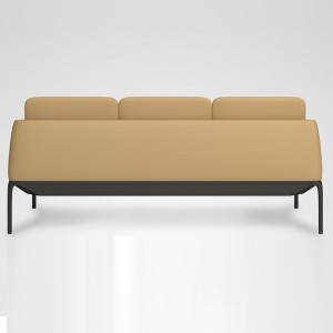 Chinese Professional OfficeFurniture Lobby Modular Office Lounge Sofa