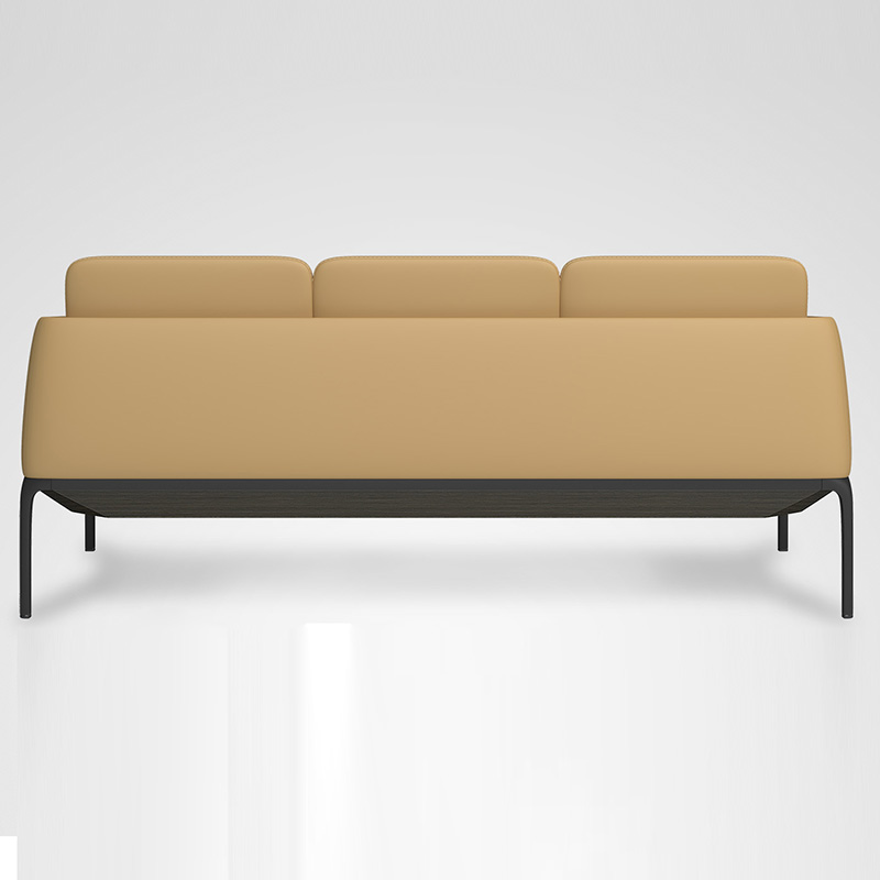 Saosen furniture executive sofa new design for leader in 2019